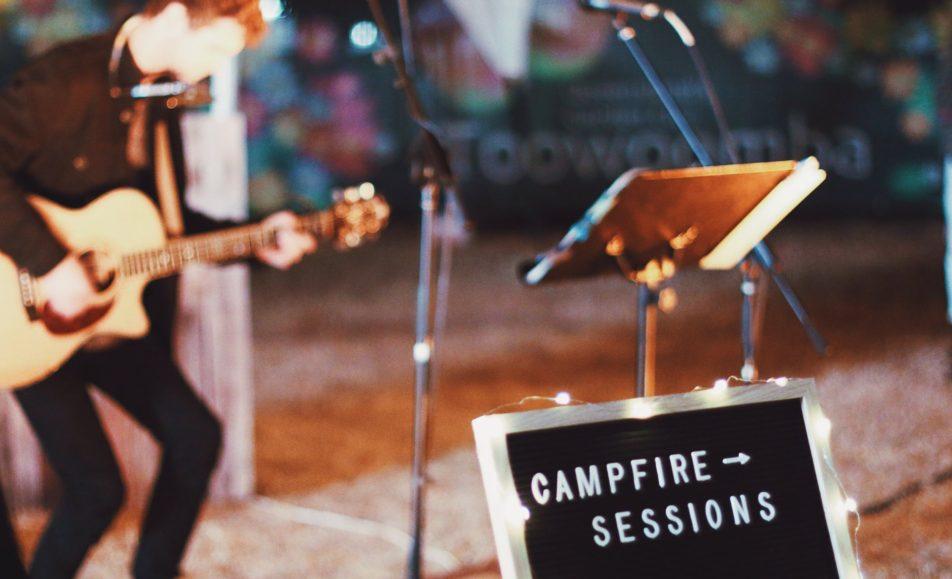Campfire Satellite Session