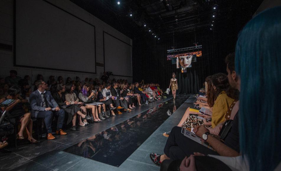 QUT Graduate Fashion Show: XV