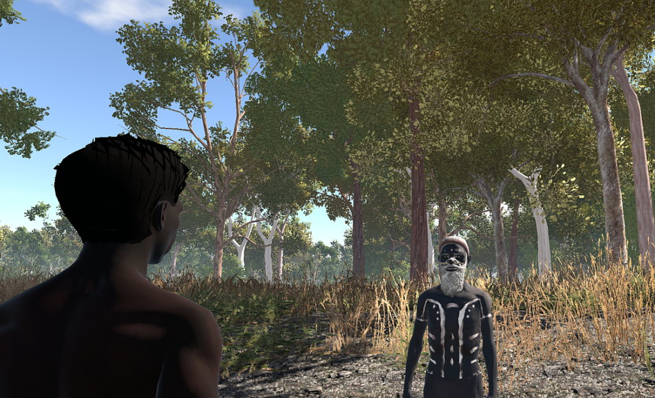 York's Hollow: Virtual Corroboree