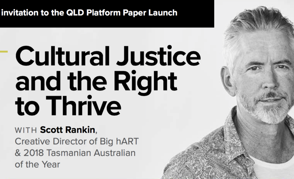 Cultural Justice and the Right to Thrive